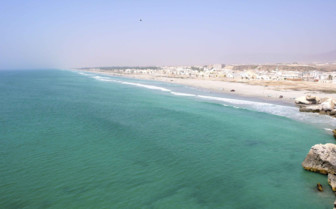 The Beach at Salalah