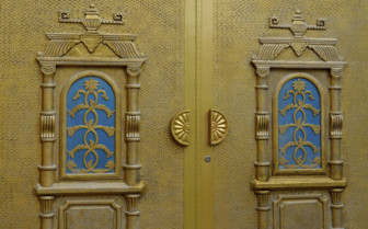 The Golden Gates to Khasab