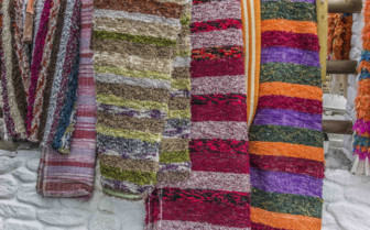 The Handmade Rugs of Las Alpujarras