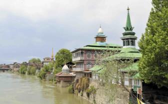 Temples in Kashmir