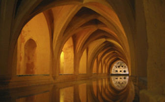The Underground Cellars in Seville