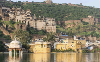 Fort at Bundi