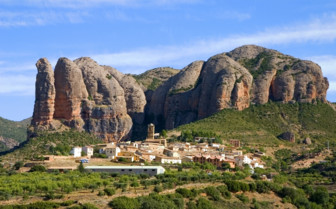 A Mountain in Aragon