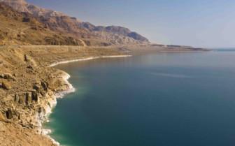 Dead Sea Shoreline