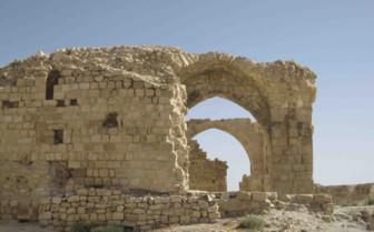 Crusader Castle near Shobak