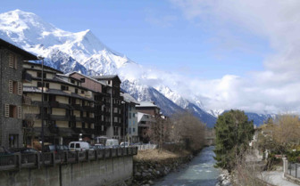 Village of Chamonix