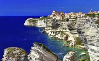 Cliffs of Corsica