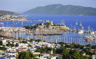 Bodrum boats