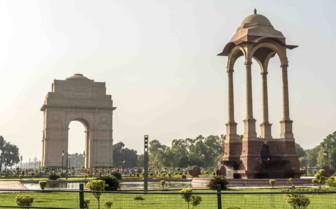 Delhi Gate in New Delhi