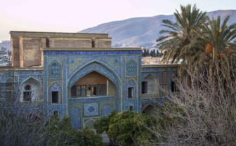 A Blue Mosque in Shiraz
