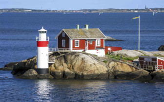 Gaveskar Lighthouse