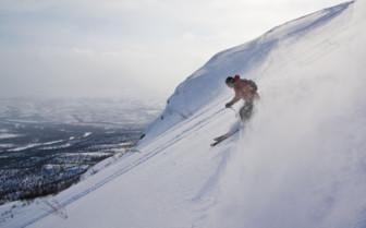 Off Piste Skiing