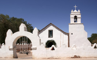 A Church in San Pedro