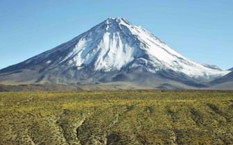 Licancabur Volcano