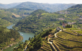 AErial View of Douro