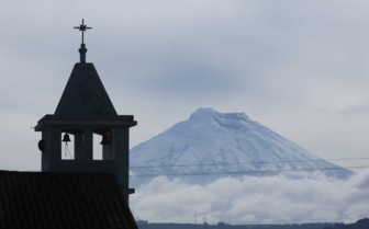 Cotopaxi Church