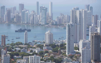 High Rise Cartagena