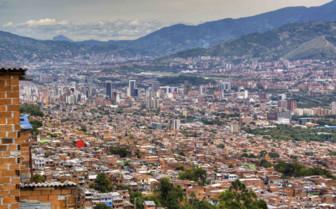 Sprawling City View
