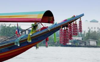 A Thai Longboat