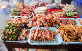 BBQ Street Food