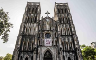 St Josephs Cathedral Hanoi