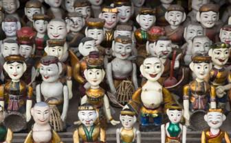 Dolls in Vietnam