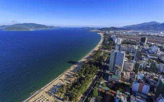 Aerial View of Nha Trang Coastline