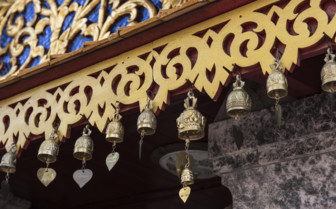 Thai Wat Detail