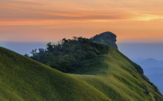 Mountains of Northern Thailand