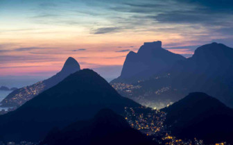 Corcovado Mountains