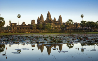 Angkor Wat from Across the Water