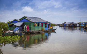 Floating Village - Cambodia