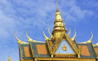 Wat Leu - Coastal Cambodia