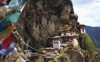 Tiger's Nest Monastery - Kingdom of Bhutan