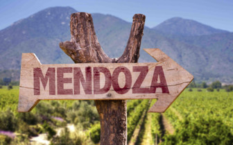 Sign to Mendoza