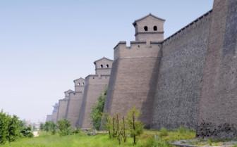 Towering City Walls