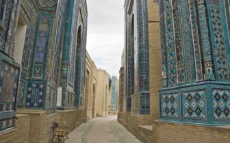 Necropolis of Uzbekistan