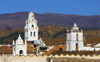 The White Towers of Sucre