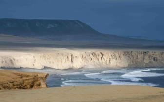 Cliffs and Coast