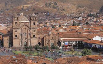 Centre of Cusco