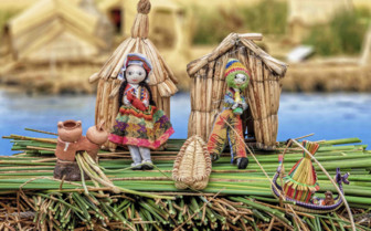 Uros Puppet Dollhouse