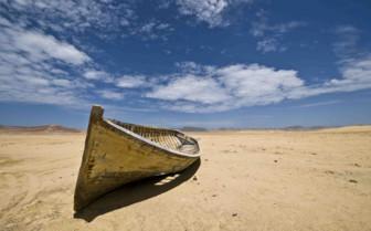 Desert Boat Paracas