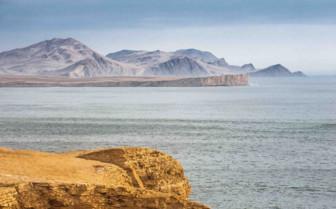Paracas Blue Coastline