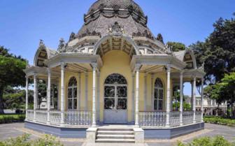 Byzantine Pavilion