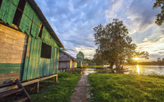 Peruvian Amazon Homes