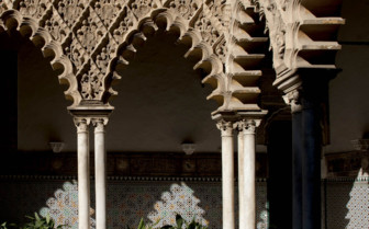 The Royal Alcazar, Seville