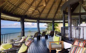 Ocean View from Fregate Island