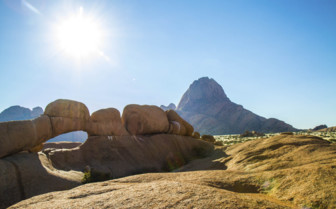 Rocks of Spitzkoppe
