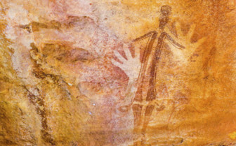 Gwion Gwion Rock Art, West Australia
