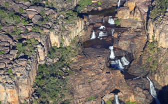 Twin Falls, Kakadu National Park